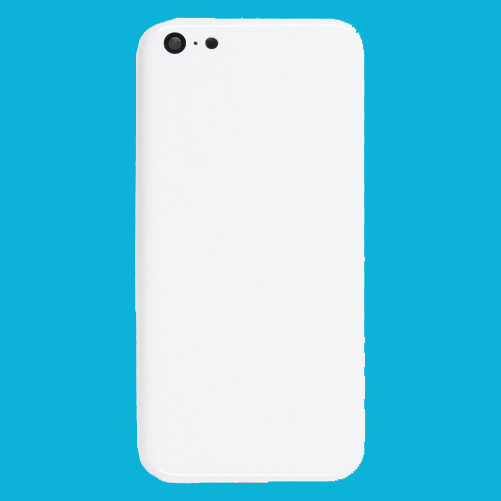 Chassis blanc iphone 5C