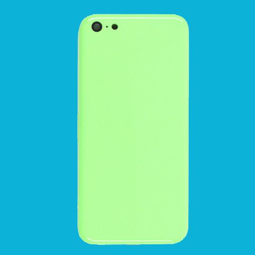 Chassis vert iphone 5C